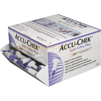 Accu-Check® Safe-T-Pro Plus