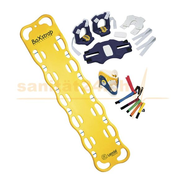 Laerdal Baxstrap Spineboard Set 3