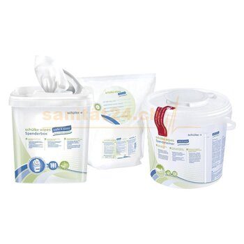 Wipes safe & easy bag-in-box system Spenderbox
